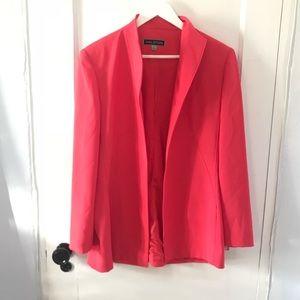 {NWOT} Halston Hot Pink Work Blazer